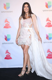 Camila Luna Photo - 16 November 2017 - Las Vegas NV - Camila Luna   2017 Latin Grammy Photo Room at MGM Grand Garden Arena Photo Credit MJTAdMedia