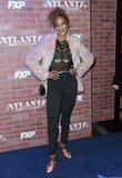 Amanda Seales Photo - 19 February 2018 - Los Angeles California - Amanda Seales FXs Atlanta Robbin Season LA Premiere held at The ACE Hotel Photo Credit Birdie ThompsonAdMedia