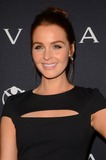 Fabrizio Ferri Photo - 17 February 2015 - Beverly Hills Ca - Camilla Luddington BVLGARI and Save the Children launches StopThinkGive a collection of celebrity portraits photographed by Fabrizio Ferri held at Spago Photo Credit Birdie ThompsonAdMedia