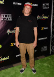 Travis Rice Photo - 13 August 2015 - Los Angeles California - Travis Rice Arrivals for the world premiere of Mountain Dew Green Label Films and Brain Farms We Are Blood held at The Theater at The Ace Hotel Photo Credit Birdie ThompsonAdMedia