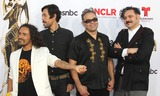Cafe Tacvba Photo - 10 October 2014 - Pasadena California - Enrique Rangel Joselo Rangel Emmanuel del Real and Ruben Isaac Albarran Ortega Cafe Tacvba NCLR ALMA Awards 2014 held at the Pasadena Civic Auditorium Photo Credit F SadouAdMedia