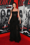 Courtney Dietz Photo - 18 March 2019 - Hollywood California - Courtney Dietz Netflixs The Dirt World Premiere held at The Wolf Theatre at The ArcLight Cinemas Cinerama Dome Photo Credit Faye SadouAdMedia
