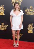 Molly Tarlov Photo - 07 May 2017 - Los Angeles California - Molly Tarlov 2017 MTV Movie Awards  held at Shrine Auditorium in Los Angeles Photo Credit Birdie ThompsonAdMedia
