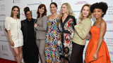 Sharon Lawrence Photo - 08 March 2020 - Los Angeles California - Edy Ganem Yvette Nicole Brown Sara Rue Mercedes Mason Anna Hopkins Sharon Lawrence Logan Browning The National Womens History Museums 8th Annual Women Making History Awards held at Skirball Cultural Center Photo Credit Birdie ThompsonAdMedia
