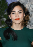 Anna Akana Photo - 01 November 2019 - Beverly Hills California - Anna Akana Netflixs Let It Snow Photo Call held at Four Season Hotel Photo Credit Birdie ThompsonAdMedia
