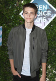 Corey Fogelmanis Photo - 31 July 2016 - Inglewood California - Corey Fogelmanis Teen Choice Awards 2016 held at The Forum Photo Credit AdMedia