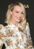 Margot Robbie Photo - 27 January 2018 - Los Angeles California - Margot Robbie 15th Annual GDay USA Los Angeles Black Tie Gala held at Wilshire Grand Ballroom at the Intercontinental Hotel Downtown Photo Credit F SadouAdMedia