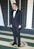ELON MUSK Photo - 22 February 2015 - Beverly Hills California - Elon Musk 2015 Vanity Fair Oscar Party Hosted By Graydon Carter following the 87th Academy Awards held at the Wallis Annenberg Center for the Performing Arts Photo Credit AdMedia