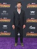 Chris Hemsworth Photo - 23 April 2018 -  Hollywood California - Chris Hemsworth Disney and Marvels Avengers Infinity War Los Angeles Premiere held at Dolby Theater Photo Credit Birdie ThompsonAdMedia