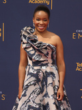 Amber Ruffin Photo - 09 September 2018- Los Angles California - Amber Ruffin  2018 Creative Arts Emmy Awards - Day 2 held at the Microsoft Theater LA LIVE Photo Credit Faye SadouAdMedia