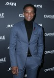 Arlen Escarpeta Photo - 07 March 2018 - Culver City California - Arlen Escarpeta Premiere Of Crackles The Oath held at Sony Pictures Studios Photo Credit PMAAdMedia