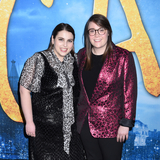 Beanie Feldstein Photo - 16 December 2019 - New York New York - Beanie Feldstein and Bonnie Chance Roberts at the World Premiere of CATS at Alice Tully Hall in Lincoln Center Photo Credit LJ FotosAdMedia