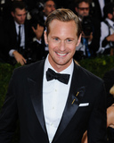 Alexander Skarsgrd Photo - 02 May 2016 - New York New York - Alexander Skarsgrd  Metropolitan Museum of Art Costume Institute Gala Manus x Machina Fashion in the Age of Technology Photo Credit Christopher SmithAdMedia