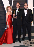 The 88 Photo - 28 February 2016 - Beverly Hills California - Meg LeFauve Pete Docter 2016 Vanity Fair Oscar Party hosted by Graydon Carter following the 88th Academy Awards held at the Wallis Annenberg Center for the Performing Arts Photo Credit AdMedia