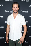 The Cast Photo - 15 January 2018 - Pasadena California - Ryan Kwanten The Oath Photo Opp with the cast of Crackles new drama series at The Winter TCA Photo Credit F SadouAdMedia
