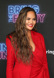 Chrissie Teigen Photo - 26 June 2019 - Los Angeles California - Chrissy Teigen NBCs Bring The Funny Premiere Event  held at The Rockwell Table  Stage Photo Credit Faye SadouAdMedia