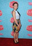 Aimee Carrero Photo - 16 July 2016 - Beverly Hills California Aimee Carrero Arrivals for the Los Angeles VIP screening for Disneys Elena of Avalor held at Paley Center for Media Photo Credit Birdie ThompsonAdMedia