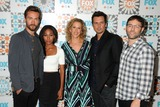 Tom Mison Photo - 20 July 2014 - West Hollywood California - Tom Mison Nicole Beharie Heather Kadin Len Wiseman Mark Goffman FOX All-Star Party Summer 2014 held at Soho House Photo Credit Byron PurvisAdMedia