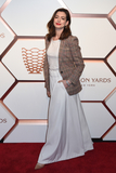 Anne Hathaway Photo - 14 March 2019 - New York New York - Anne Hathaway at the Hudson Yards VIP Grand Opening event at 20 Hudson Yards Photo Credit LJ FotosAdMedia