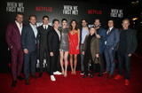 Ari Sandel Photo - 20 February 2018 - Hollywood California - McG Ari Sandel Robbie Amell Adam Devine Alexandra Daddario Shelley Hennig Noureen DeWulf John Whittington Steve Eddy Adam Saunders Special Screening of Netflix When We First Met held at Arclight Hollywood Photo Credit F SadouAdMedia