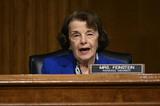 Senator Dianne Feinstein Photo 3