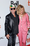 Patti Hansen Photo - 16 September 2016 - Toronto Ontario Canada - Keith Richards and Patti Hansen The Rolling Stones Ole Ole Ole A Trip Across Latin America Premiere during the 2016 Toronto International Film Festival held at Roy Thomson Hall Photo Credit Brent PerniacAdMedia