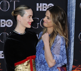Amanda Peet Photo - 03 April 2019 - New York New York - Sarah Paulson and Amanda Peet at the NYC Red Carpet Premiere for final season of HBOs GAME OF THRONES at Radio City Music Hall Photo Credit LJ FotosAdMedia