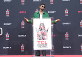 Usher Photo - 27 November 2018-  Hollywood Usher Quincy Jones Hand And Footprint Ceremony held at TCL Chinese Theatre IMAX Photo Credit Faye SadouAdMedia