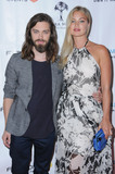 Jennifer Akerman Photo - 26 March 2017 - Los Angeles California - Tom Payne Jennifer Akerman  Fathom Events And Terra Mater Film Studios Premiere Event For MindGamers One Thousand Minds Connected Live held at Regal Cinemas at LA Live in Los Angeles Photo Credit Birdie ThompsonAdMedia