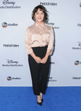 Ariela Barer Photo - 21 May 2017 - Burbank California - Ariela Barer ABC Studios and Freeform International Upfronts held at The Walt Disney Studios Lot in Burbank Photo Credit Birdie ThompsonAdMedia
