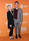 AJ Michalka Photo - 02 December 2018 - Beverly Hills California - AJ Michalka Raymond Braun 2018 TrevorLIVE Los Angeles held at The Beverly Hilton Hotel Photo Credit Birdie ThompsonAdMedia
