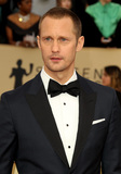 Alexander Skarsgard Photo - 21 January 2018 - Los Angeles California - Alexander Skarsgard 24th Annual Screen Actors Guild Awards Arrivals held at the Shrine Auditorium in Los Angeles Photo Credit AdMedia