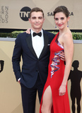Allison Brie Photo - 21 January 2018 - Los Angeles California - Dave Franco and Allison Brie 24th Annual Screen Actors Guild Awards held at The Shrine Auditorium Photo Credit RetnaAdMedia