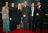 Taylor Johnson Photo - 4 December 2019 - West Hollywood California - James Frey Juliette Lewis Odessa Young Sam Taylor-Johnson Aaron Taylor-Johnson Giovanni Ribisi Special Screening Of Momentum Pictures A Million Little Pieces held at The London Hotel Photo Credit FSAdMedia