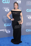 Amber Nash Photo - 11 January 2018 - Santa Monica California - Amber Nash 23rd Annual Critics Choice Awards held at Barker Hangar Photo Credit Birdie ThompsonAdMedia