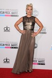 Alecia Moore Photo - 18 November 2012 - Los Angeles California - Pink Alecia Moore 40th Anniversary American Music Awards - Arrivals held at Nokia Theatre LA Live Photo Credit Byron PurvisAdMedia