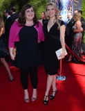 Aidy Bryant Photo - 16 August 2014 - Los Angeles California - Aidy Bryant Kate McKinnon Arrivals for the 2014 Creative Arts Emmy Awards held at Nokia Theater LA LIVE in Los Angeles Ca Photo Credit Birdie ThompsonAdMedia