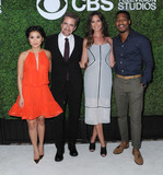 Aaron Jennings Photo - 02 June 2016 - Hollywood California - Brenda Song Dermot Mulroney Odette Annable Aaron Jennings Arrivals for the 4th Annual CBS Television Studios Summer Soiree held at the Palihouse Rooftop Photo Credit Birdie ThompsonAdMedia