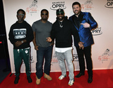 Nathan Morris Photo - 08 October 2018 - Nashville Tennessee - Nathan Morris Wanya Morris Shawn Stockman Boyz II Men Chris Young An Opry Salute to Ray Charles held at the Grand Ole Opry Photo Credit Dara-Michelle FarrAdMedia