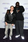 Big Black Photo - 8 February 2011 - Los Angeles California - Rob Dyrdek and Christopher Boykin (aka Big Black) Justin Bieber Never Say Never Los Angeles Premiere held at Nokia Theater LA Live Photo Byron PurvisAdMedia
