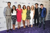 Andrea Nevado Photo - 15 March 2015 - Hollywood California - Justin Baldoni Gina Rodriguez Ivonne Coll Andrea Nevado Jennie Urman Yael Grobglas Jaime Camil Brett Dier PaleyFest 2015 - Jane The Virgin held at the Dolby Theatre Photo Credit Byron PurvisAdMedia