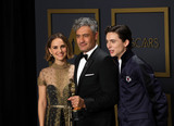 Taika Waititi Photo - 09 February 2020 - Hollywood California - Natalie Portman Timothe Chalamet Taika Waititi attend  the 92nd Annual Academy Awards presented by the Academy of Motion Picture Arts and Sciences held at Hollywood  Highland Center Photo Credit Theresa ShirriffAdMedia