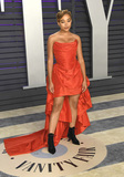 Amandla Stenberg Photo - 24 February 2019 - Los Angeles California -  2019 Vanity Fair Oscar Party following the 91st Academy Awards held at the Wallis Annenberg Center for the Performing Arts Photo Credit Birdie ThompsonAdMedia
