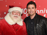 Jonathan Bennett Photo - 20 November 2019 - Hollywood California - Jonathan Bennett Hallmark Channels 10th Anniversary Countdown to Christmas - Christmas Under the Stars Screening and Party Photo Credit Billy BennightAdMedia
