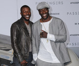 Aldis Hodges Photo - 14 December 2016 - Westwood California - Edwin Hodge Aldis Hodge The Los Angeles premiere of Passengers held at Regency Village Theatre Photo Credit Birdie ThompsonAdMedia