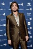 Adam Lambert Photo - 28 March 2019 - Beverly Hills California - Adam Lambert 30th Annual GLAAD Media Awards held at Beverly Hilton Hotel Photo Credit Birdie ThompsonAdMedia