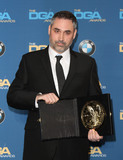 Alex Garland Photo 3