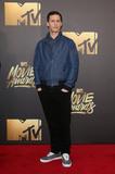 Andy Samberg Photo - 09 April 2016 - Burbank California - Andy Samberg 2016 MTV Movie Awards held at Warner Bros Studios Photo Credit SammiAdMedia