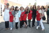 Amy Aquino Photo - 06 September 2018-  Hollywood California - Leron Gubler Kate Linder Amy Aquino Anglica Mara Erin Murphy Ellen K Angelica Vale Catherine Bach Anne-Marie Johnson Captain Cory Palka At Hollywood Chamber Of Commerces 24th Annual Police and Firefighter appreciation Day held at LAPD Hollywood Division Photo Credit Faye SadouAdMedia