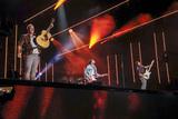 Trevor Rosen Photo - 09 June 2019 - Nashville Tennessee - Brad TursiMatthew RamseyTrevor RosenOld Dominion 2019 CMA Music Fest Nightly Concert held at Nissan Stadium Photo Credit Frederick BreedonAdMedia